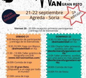 Evento de furgonetas campers en 'DesconexionVan'