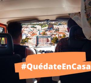 #QuedateEnCasa Challenge