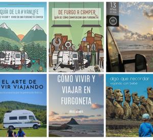 Libros imprescindibles cuando viajas en autocaravana o camper