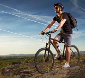 viajar en camper con bicicleta